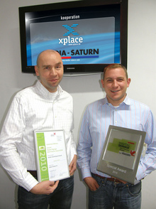 Digital Signage Best Practice Awards for Media Saturn Project